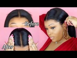 All You Need To Know: Lay Your Lace Wig Flat & Make It Grow From Scalp