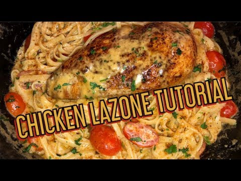 Chicken Lazone by Chef Bae