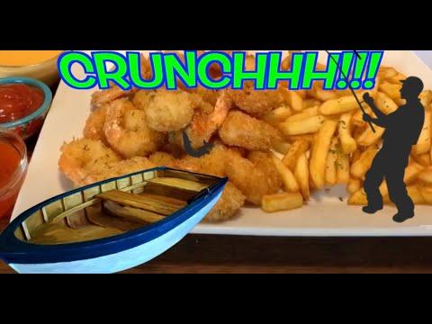 How to make a Crispy Shrimp Dinner