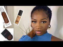 Simple GLAM LOOK – New favs! BECCA 24 hr Foundation