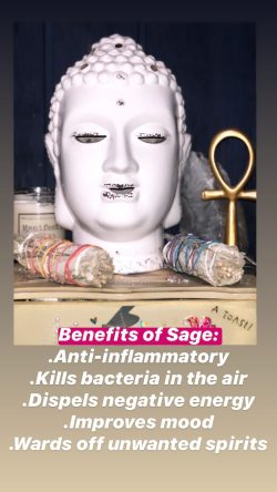 Sage ?✨ I sell handmade sage if anyone is in need message me ❤️