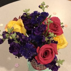 Bright blooms for summer