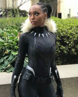 Gender Bend Black Panther