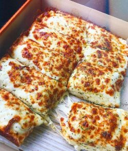 Idc what anyone says… Little Caesar's Cheese Bread is goood asf