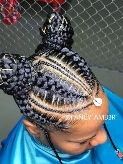 #boxbraids #individualbraids #mediumboxbraids #triangleparts #triangle – – #boxbraid ...