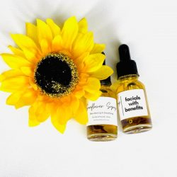 Sunflower Syrup – SHOP NOW Facials With Benefits