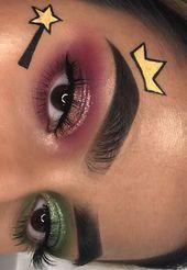 Fairy Oddparents makeup