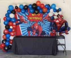 Backdrop #event13&design #balloonarch