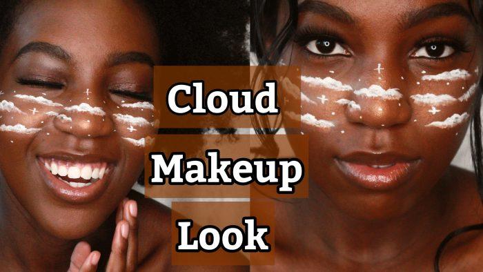 Cloud Makeup Look