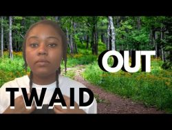 TWAID OUT ON FINE NATURAL HAIR | Did it WORK Though!?