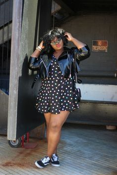 49 Awesome Summer Street Style Ideas For Plus Size Women LUVLYOUTFTIS
