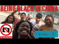 BEING BLACK IN CHINA!! 🤷🏿 – YouTube