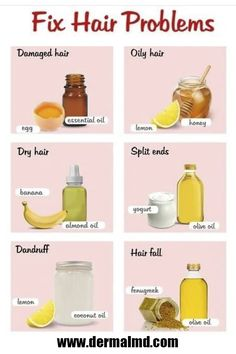 Both internal and external nourishment is require for our hair. So here are some of the best nat ...
