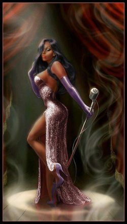 Chocolate Jessica Rabbit