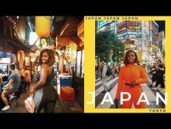 FIRST TIME IN JAPAN | Tokyo Travel Vlog (Part 1) – YouTube