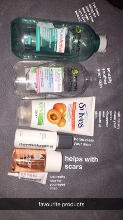 for those with combo or oily skin like me
