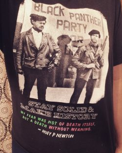 Huey p newton shirt