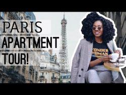 My Paris Apartment Tour 2020 (1100€/$1200) – YouTube