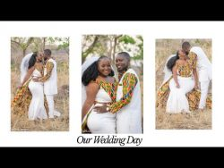 Our Wedding || Zimbabwean Traditional Wedding – YouTube