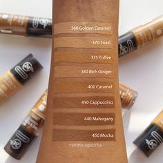 Revlon ColorStay Foundation for Combination/Oily Skin Swatch – Cynthia Aguocha