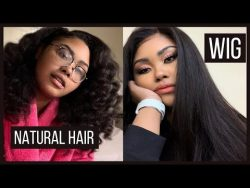 WHY DO I WEAR WIGS? A very passionate Natural Hair Rant… also how I apply wigs | KennieJD  ...