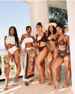 Melanin Squad Goals✨