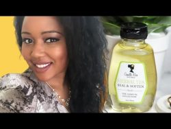 NATURAL HAIR PRODUCT STASH 2020 | CAMILLE ROSE HERBAL TEA TALK-THROUGH REVIEW