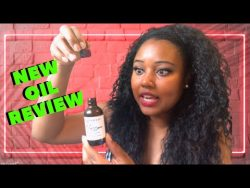 NATURAL HAIR PRODUCT REVIEW | BOLD BEAUTY ESSENTIALS BLOSSOM HAIR GROWTH OIL