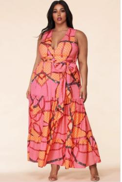 Fiona Chain Dress