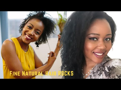 GOING NATURAL IN SOUTH AFRICA | Curl Chat Wednesday ?