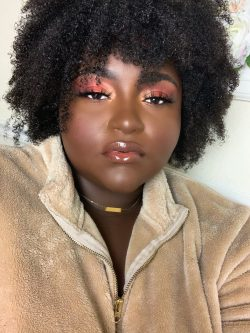 Sunset eyeshadow using the abhxjackieaina palette!