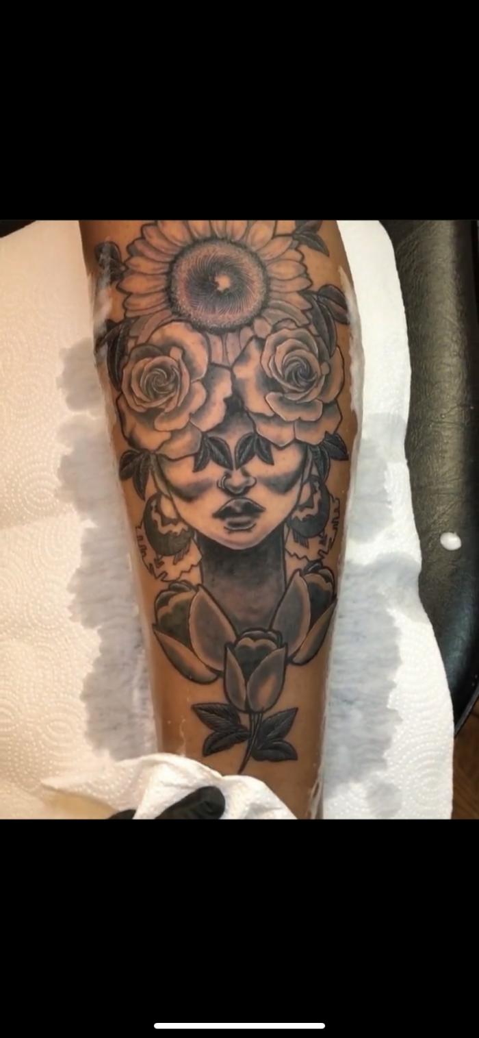 tattoo ideas 👸🏾