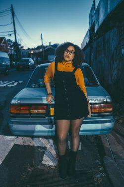 Big Beautiful Black Girls — IG : Lovely_kiara #BeautifullySized