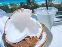 coconut aesthetic