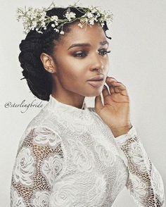 Coroas de flores para noivas! Várias Inspirações para você, noiva, que quer usar coroa de flores ...