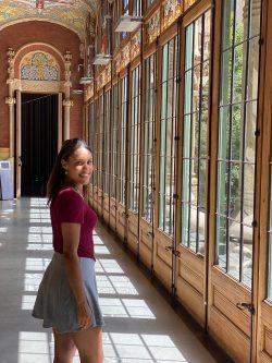 Barcelona's Hospital Sant Pau | Brittany New