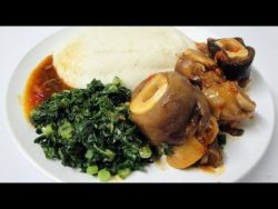 How to make Zimbabwean Sadza (and serve it) – YouTube