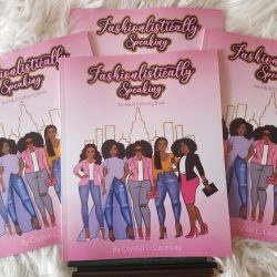 Fashionlistically Speaking An Adult Coloring Book