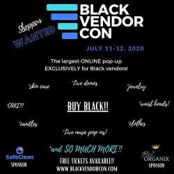 Black Vendor Con