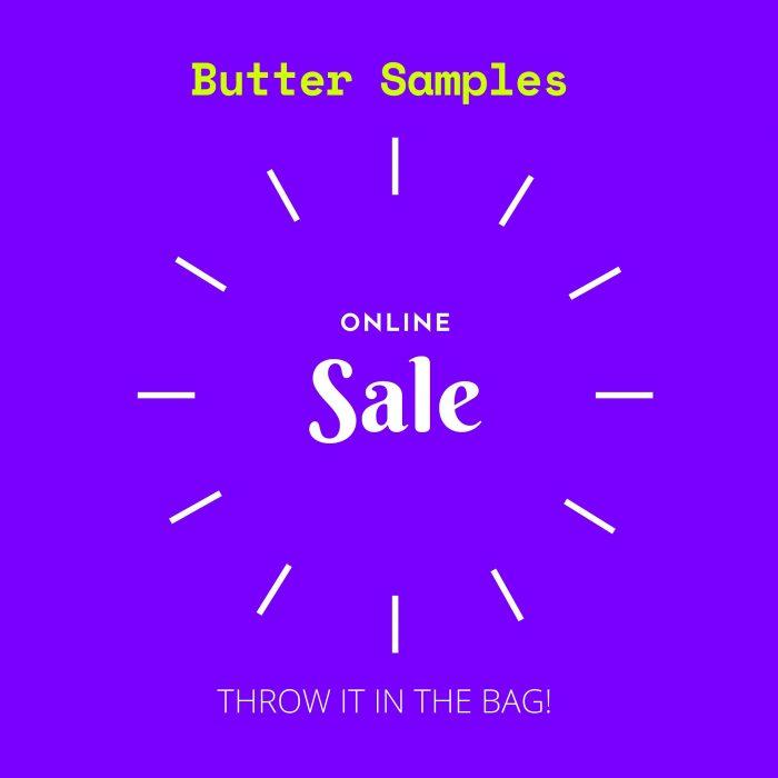 Body Butter Sample