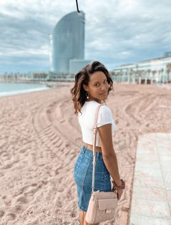 Barcelona Beach Photo Shoot | Brittany New