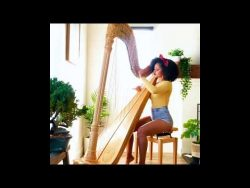 Madison Calley Harp Cover: All My Life by K-Ci & JoJo – YouTube