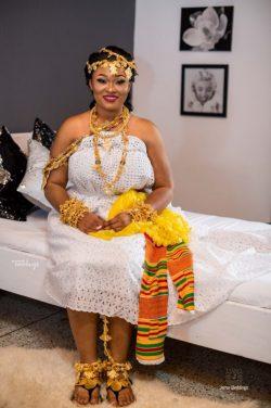 An african Queen