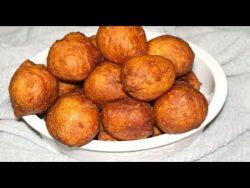 Zambian Recipe| Vitumbuwa| Mandazi| Puff Puff – YouTube