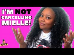 MIELLE ORGANICS CANCELLED!? I'm NOT here for it!