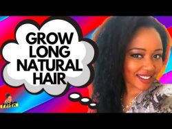 HOW TO GROW NATURAL HAIR FAST WITH WIGS