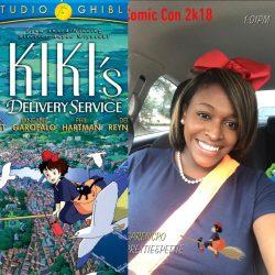 Comic Con 2018 – Kiki's Delivery Service