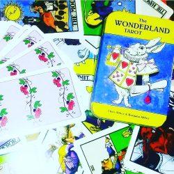 Alice In Wonderland Tarot