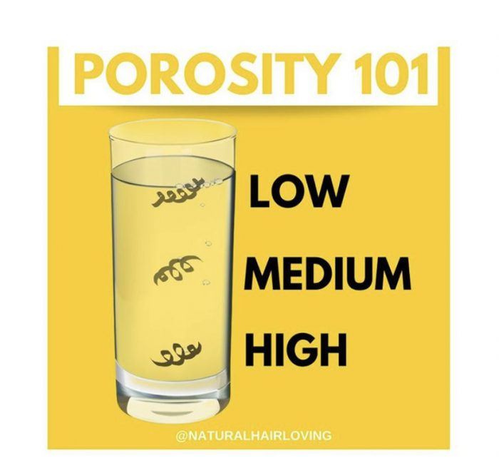 I think I'm a medium porosity ? but I used to be low porosity….has anyone else's porosity  ...