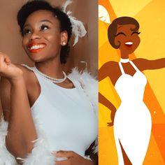 Disney Princes costume – closet cosplay – Princess Tiana costume – Princess an ...
